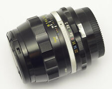 28mm F2 Nikkor-N non-AI nikon MF manual focus lens
