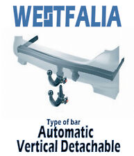 Westfalia Towbar for Vauxhall Zafira (A) 1999-2005 - Detachable Tow Bar