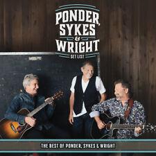 Ponder Sykes & Wright - Set List [New CD]