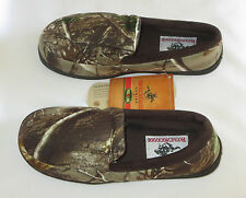 Winchester Mens Slippers Camouflage Realtree AP Camo Size 12 New Closed Back