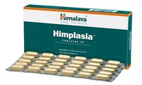 Himalaya Himplasia Herbs Prostate Health Improves the Urinary Flow | 30 Tablets|