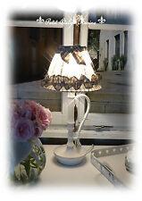 Countryfield / Clayre Eef  Tischlampe in Shabby Chic, französischem Landhausstil