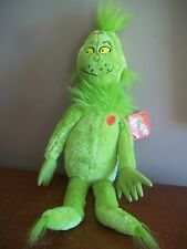 GRINCH stole CHRISTMAS dr seuss PLUSH STUFFED toy NEW  TAG
