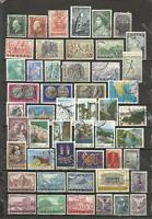 Q585-LOTE SELLOS GRECIA SIN TASAR,SIN REPETIDO,ESCASOS,GREECE STAMPS LOT WITHOUT