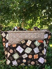 Women/ladies tote bag,handmade quilted bag,shopping bag,New