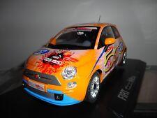FIAT 500 WROOOM DE 2008 AU 1/18