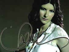 POSTER LAURA PAUSINI SEXY LIVE CD DVD PLASTIFICATO #1