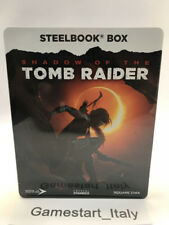 SHADOW OF THE TOMB RAIDER STEELBOOK BOX - PS4 NEW SEALED - NO GAME STEEL BOOK