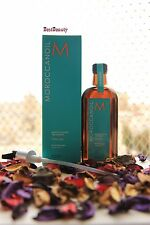 Moroccanoil treatment oil 200ml for all hair types including pump new in box.