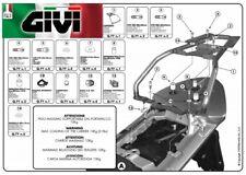 Equipo ataques específico YAMAHA FJR 1300 2011 2012 SR357 GIVI