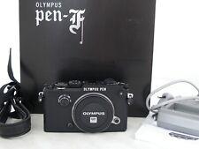 Olympus PEN-F Digitalkamera 10.200 Auslösungen Gewährleistung 1 Jahr