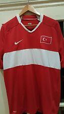TURKEY  NIKE Euro 2008 Home Shirt (XL)