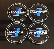 Wheel Center Caps 60mm Badge Set 4pcs Hartge