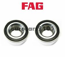 BMW 1 Series M 135is FAG (2) Rear Wheel Bearings 33411090505 580191