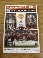 2001 Manchester United: Official Yearbook. Thanks for viewing our item, if you a