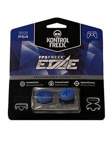 KontrolFreek Edge Thumbsticks for PS4 PS5 New Blue FPS Freek PlayStation