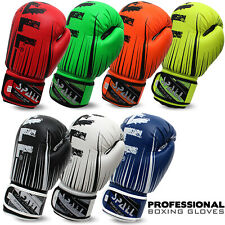 Boxing Gloves MMA Sparring Punch Bag Muay Thai Training Mitts 10oz, to 14oz