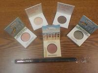 the Balm Cosmetics~Katherine Cosmetics ~ Get 5 Palettes & Luxie Brush Set #2