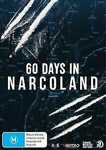60 DAYS IN NARCOLAND (DVD, 3-DISC) NEW / SEALED - REGION 4