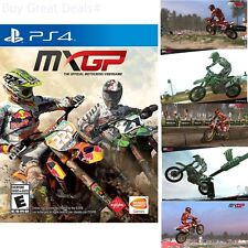 MXGP 14: The Official Motocross Videogame For PlayStation 4 Brand New Ps4 Games