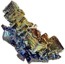Bismuth Crystal - 80 grams - 2 1/2 x 1 3/4 x 1/2  Crystals   BIS071