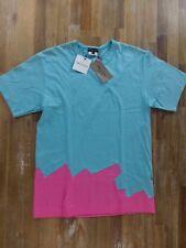 COMME DES GARCONS Homme Plus color block t-shirt authentic - Size Small - NWT
