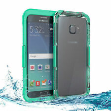 Waterproof Underwater Dirtproof Dustproof Case for Samsung Galaxy S6 / S6 edge