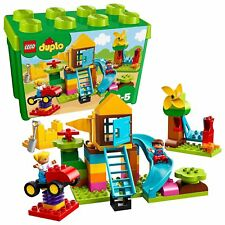 LEGO 10864 Duplo My First Large Playground Brick Box 71 Colourful Pieces