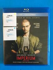Imperium  DVD+Blu-ray disc  & case RENTAL  (BILINGUAL)