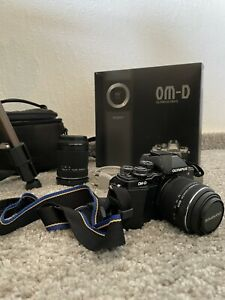 Olympus Om-d E- M10 Mark 2 Kamera