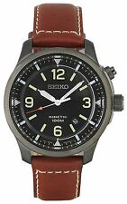 Seiko Men's Oval Wristwatches