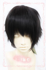 Short Black Anti- Alice Tokyo Ghoul Kaneki Ken Fashion Cosplay Wig Hair