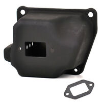 Muffler Exhaust fit for Stihl Chainsaw MS360 MS340 036 034 1125 140 0607