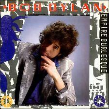 BOB DYLAN Empire Burlesque 1985 UK Vinyl LP Record  Excellent Condition