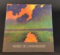 Livre musée de l'annonciade  Saint Tropez
