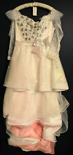 New Disney Store GLINDA Good Witch OZ Deluxe Costume Dress Misses 10 Limited Ed