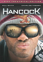 Hancock 1  disc theatrical edition dvd will smith charlize theron