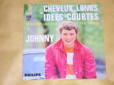 CD MAXI / JOHNNY HALLYDAY / CHEVEUX LONGS IDEES COURTES / NEUF SOUS CELLO