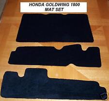 Honda Gold Wing GL1800  Trunk & Saddlebag Mat Set