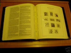 Leuchtturm Vordruckalbum SF Deutschland Bund 95-98+Memo