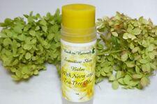 Natural Eczema Psoriasis Treatment - Tea Tree, Neem Oil Sensitive Skin  Cream