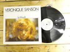VERONIQUE SANSON LE MAUDIT LP 33T VINYLE EX COVER EX ORIGINAL 1974 GATEFOLD