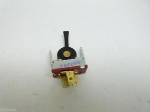 Auto Temp H740 HVAC Blower Control Switch