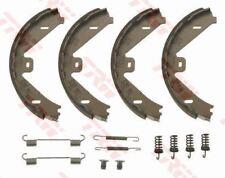 GS8755 TRW Brake Shoe Set, parking brake Rear Axle