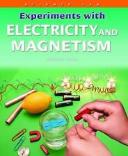 Experiments With Electricity and Magnetism (Science Lab)-ExLibrary