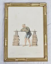 The Costume of China After Pu Qua Hand Colored Engravings G.H. Mason c.1804
