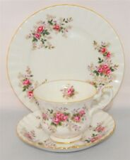 Royal Albert Lavender Rose Trio Cup , Saucer And Plate ( 9 Available )