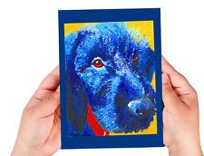 Pudelpointer Journal/Sketchbook, Pocket/Mini Size, Great Dog Lover Gift!