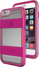 Pelican ProGear Voyager Cover Case for Apple iPhone 6 & 6s -Pink/Clear