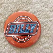 Billy Beer Pin Button Circa 1978 - Excellent Condition